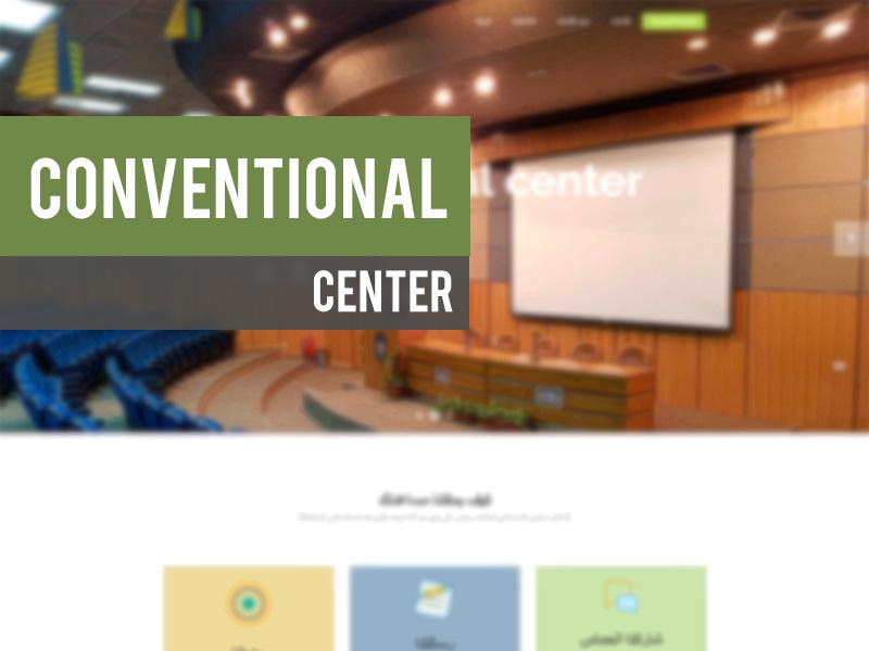 CONVENTIONAL center
