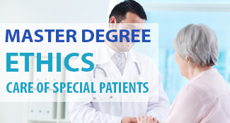 Ethics of care of special patients Summer course 2017