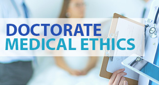Doctorate Medical Ethics Autumn course 2017