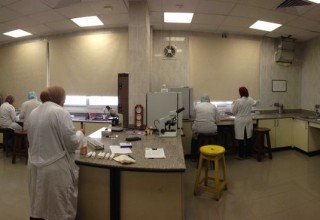 lab facilities