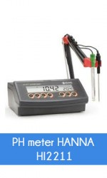 bookkorean_0003_PH meter HANNA  HI2211