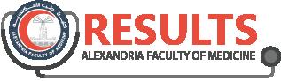 Alexandria Faculty of Medicine Results