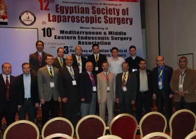 January 2015 Laparoscopy Cairo
